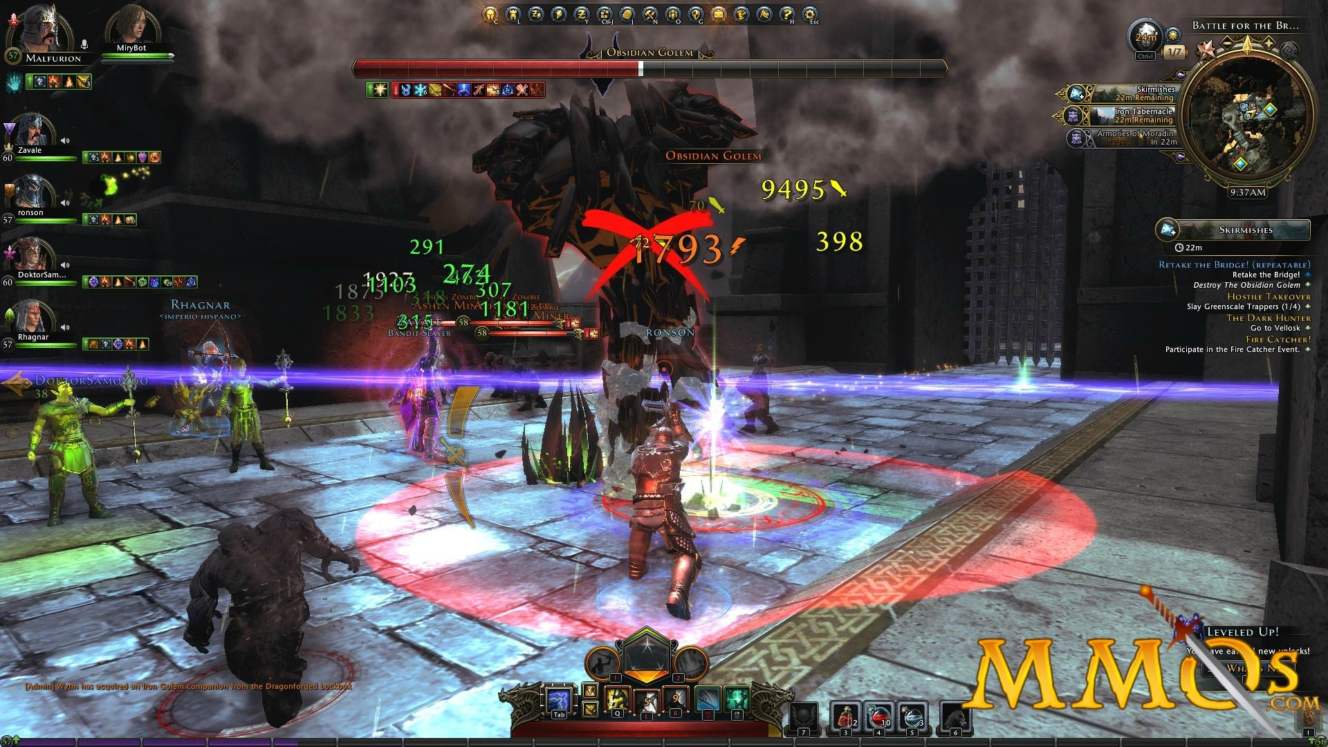 Companions in Neverwinter play an integral part of the gear