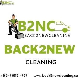 Back2new Cleaning Services