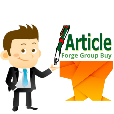 Article Forge Group Buy