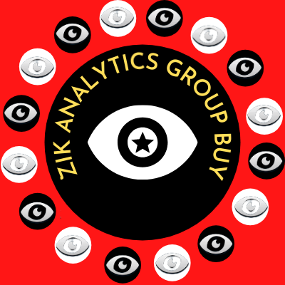 Zik analytics Group Buy